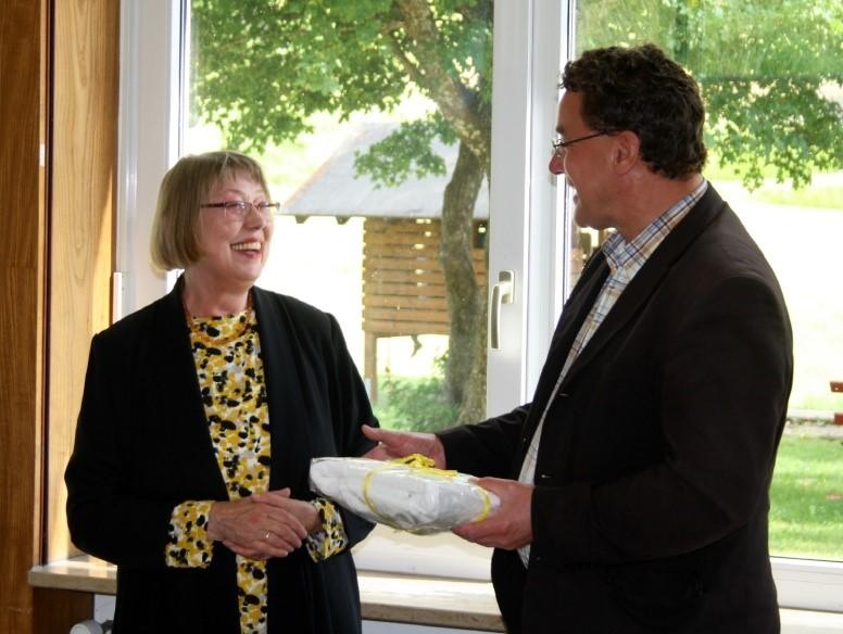Bürgermeister Kuckes Dank und Wertschätzung der Gemeinde