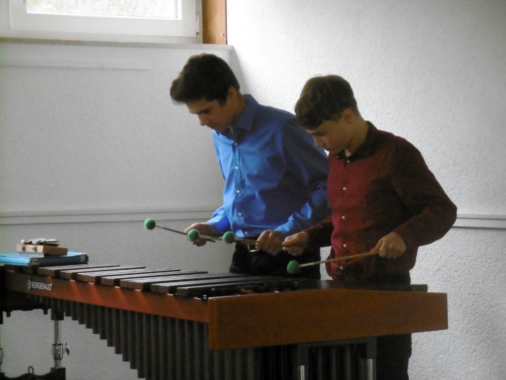 Musiker jung